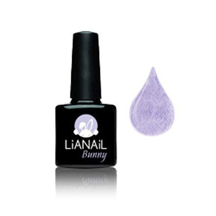 Lianail, Гель-лак Эффект кашемира BGSO-06 - Bunny Lilas(10 мл.)Lianail<br>Гель-лак сиреневого оттенка с мягко выраженными микроворсинкми, плотный<br>