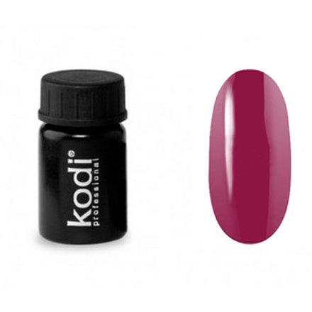 Kodi, Гель-краска №112 (4ml)Гель краски Kodi Professional<br>Гель-краска для дизайна без липкого слоя вишневая, перламутровая, 4 мл.<br>