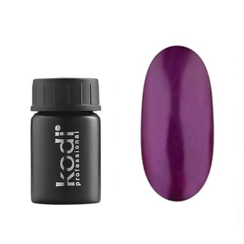Kodi, Гель-краска №121 (4ml)Гель краски Kodi Professional<br>Гель-краска для дизайна без липкого слоя ярко-фиолетовая, перламутровая, 4 мл.<br>