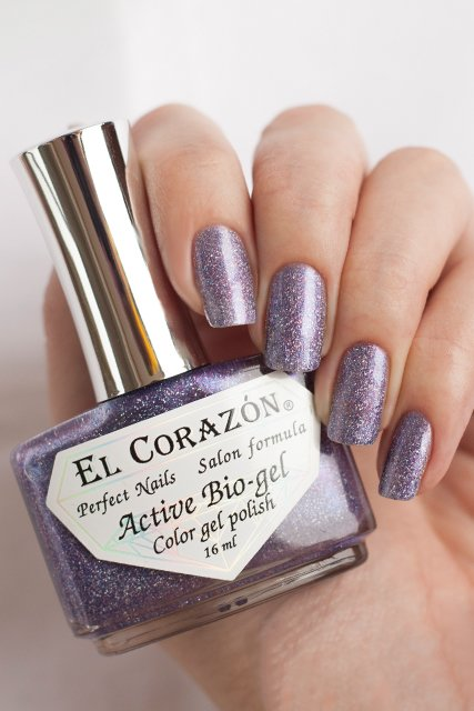 "El Corazon Active Bio-gel Gemstones, ""Charoite"" № 423/472"