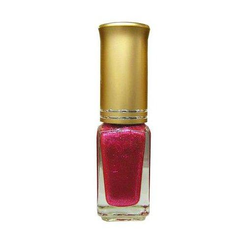 El Corazon Shaine Nail Art 46Лаки для дизайна с тонкой кистью El Corazon<br>Лак для дизайна ногтей малиновый, с блестками, плотный. 5 ml.<br>