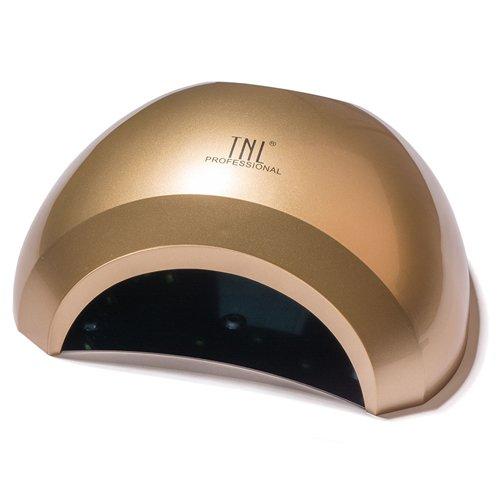 TNL, UV-LED Лампа 48W (золотая)LED-Лампы<br>Для полимеризации гелей, гель-лаков, перманентных лаков, биогелей и др. материалов.<br>