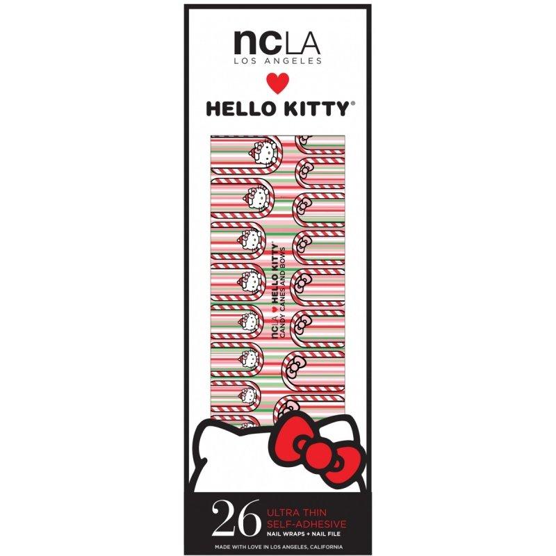 NCLA, Термопленка Candy Canes And BowsАрт-стикеры NCLA<br><br>