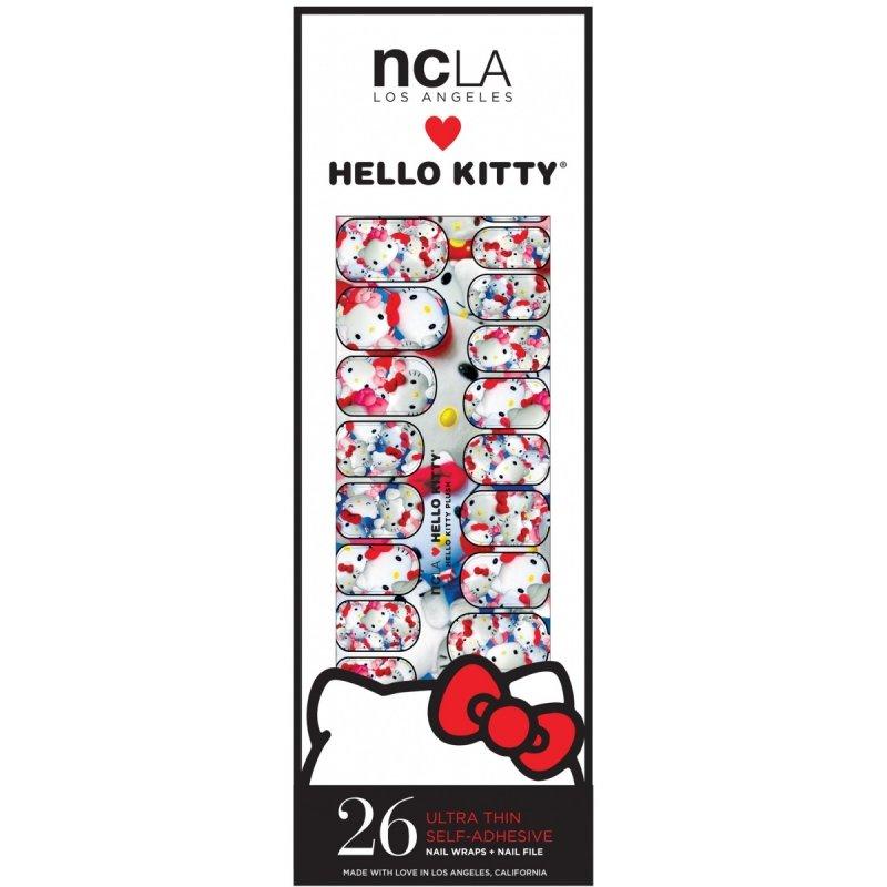 NCLA, Термопленка Hello Kitty PlushАрт-стикеры NCLA<br><br>