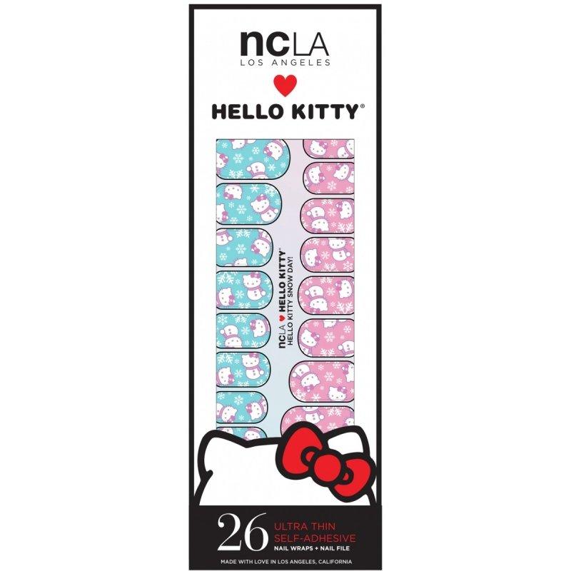 NCLA, Термопленка Hello Kitty Snow DayАрт-стикеры NCLA<br><br>