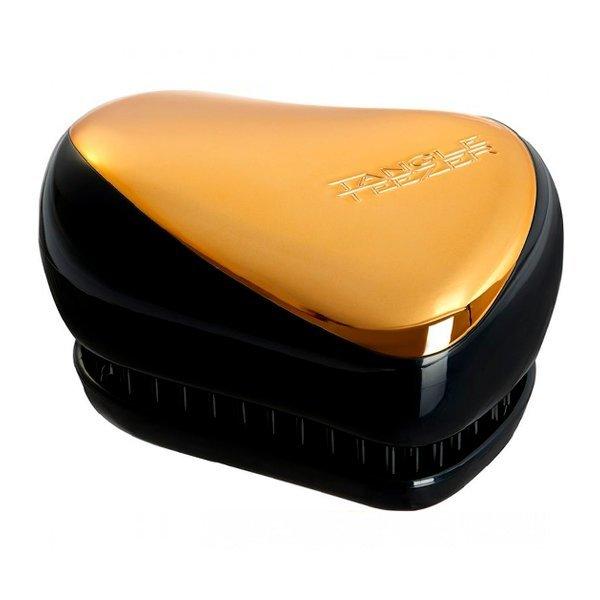 Tangle Teezer, Расческа Compact Styler Bronze Chrome (Бронза)Расчески Tangle Teezer<br>Tangle Teezer, Compact Styler Bronze Chromeпрофессиональная расческа для волос.Компактная расческа для сумочки<br>