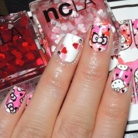 NCLA, Термопленка Hello Kitty Be Mine Valentine