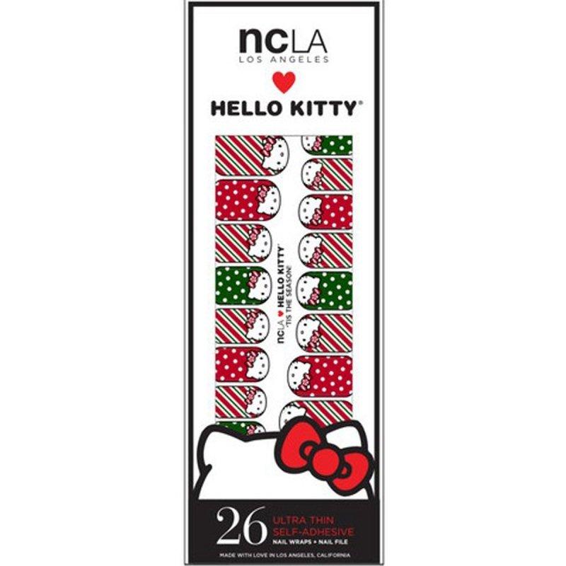 NCLA, Термопленка Hello Kitty Tis The Season!Арт-стикеры NCLA<br><br>