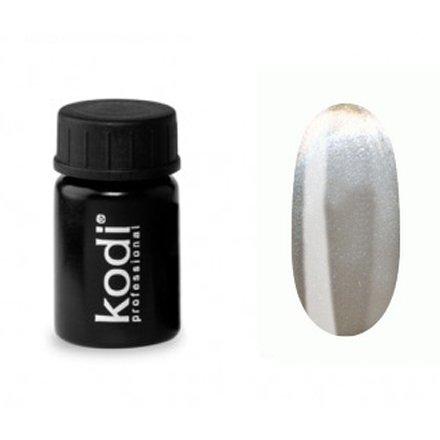 Kodi, Гель-краска №147 (4ml)Гель краски Kodi Professional<br>Гель-краска для дизайна без липкого слоя графитово-серебряная, металлик, перламутровая, 4 мл.<br>
