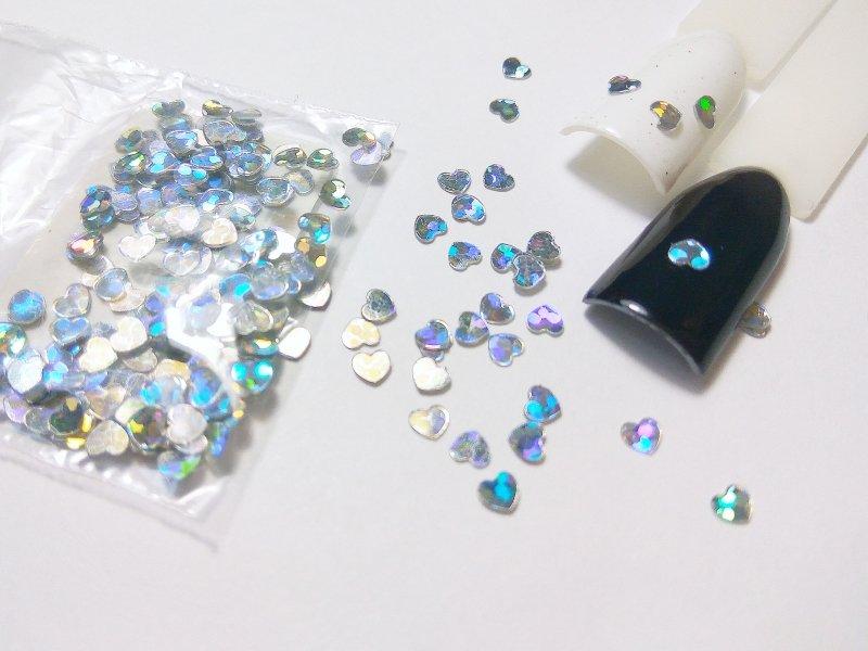 NelTes, Камифубуки сердечки №1Камифубуки для дизайна ногтей<br>Камифубуки для дизайна ногтей<br>
