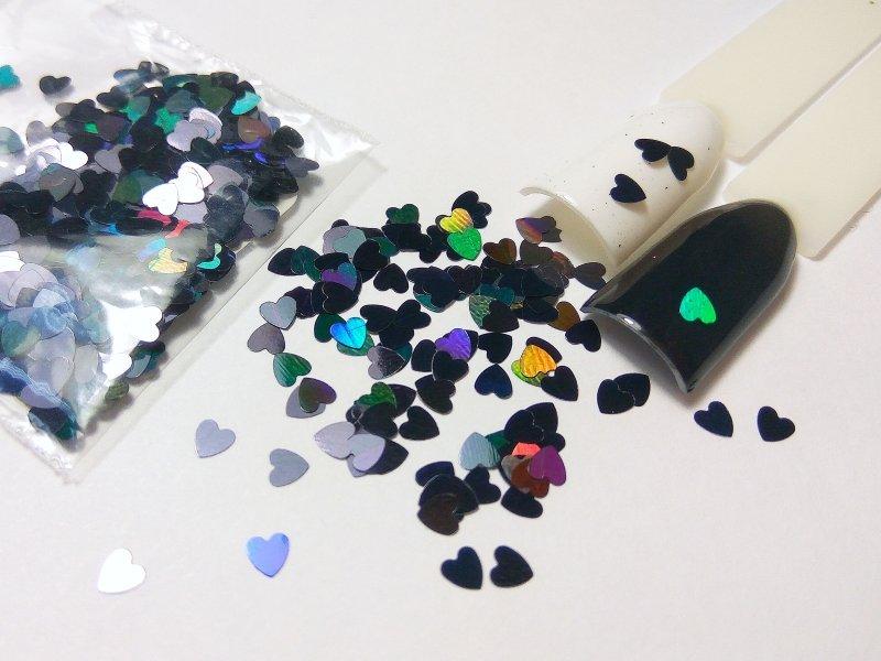 NelTes, Камифубуки сердечки №2Камифубуки для дизайна ногтей<br>Камифубуки для дизайна ногтей<br>