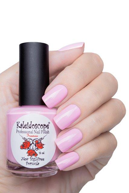 El Corazon, Kaleidoscope № IL-103 КрасопетаЛаки Kaleidoscope<br>Лак для ногтей светло-розовый, без блесток и перламутра, плотный. Объем 15 мл.<br>