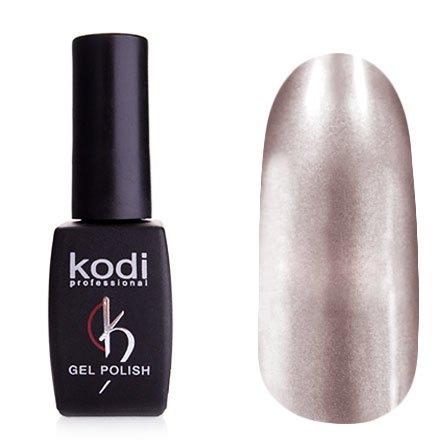 Kodi, Гель-лак Hollywood № H01 (8ml)Kodi Professional <br>Зеркальный гель-лак, светлыйсеребряно-лиловый, плотный<br>