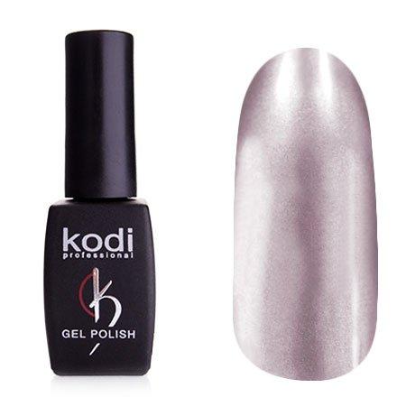 Kodi, Гель-лак Hollywood № H04 (8ml)Kodi Professional <br>Зеркальный гель-лак, светлый серебряно-сиреневый, плотный<br>