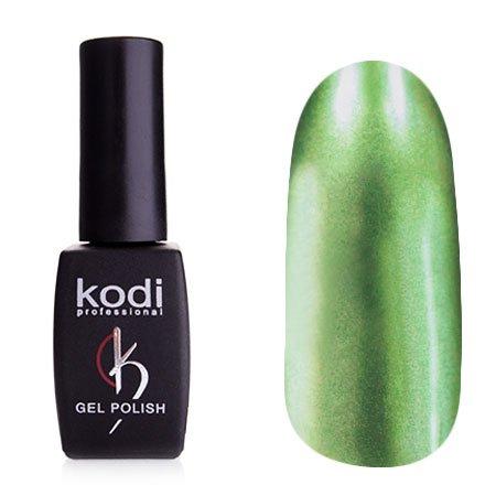 Kodi, Гель-лак Hollywood № H10 (8ml)Kodi Professional <br>Зеркальный гель-лак, изумруд, плотный<br>