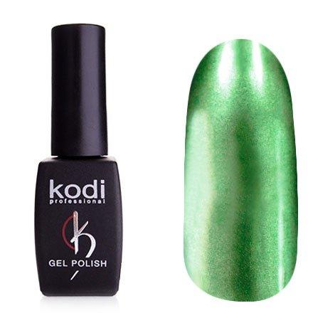 Kodi, Гель-лак Hollywood № H11 (8ml)Kodi Professional <br>Зеркальный гель-лак, зеленый, плотный<br>