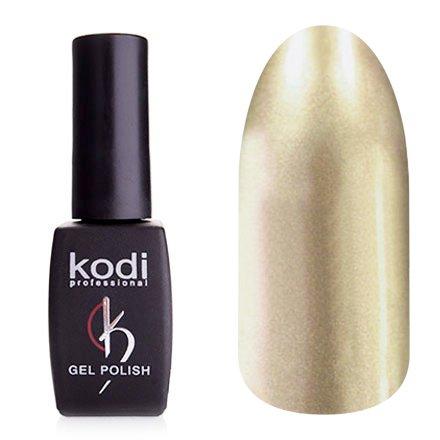 Kodi, Гель-лак Hollywood № H17 (8ml)Kodi Professional <br>Зеркальный гель-лак, очень светлый серебряно-оранжевый, плотный<br>