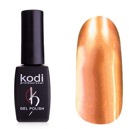 Kodi, Гель-лак Hollywood № H20 (8ml)Kodi Professional <br>Зеркальный гель-лак, оранжевый, плотный<br>