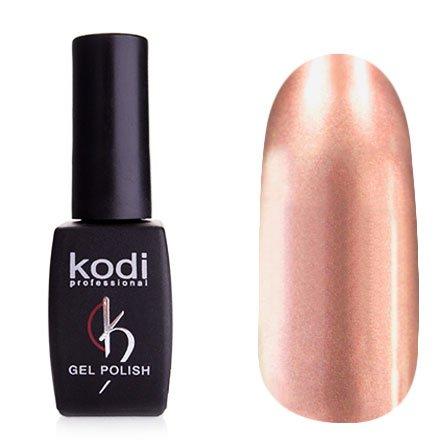 Kodi, Гель-лак Hollywood № H22 (8ml)Kodi Professional <br>Зеркальный гель-лак, серебряно-розоватый, плотный<br>