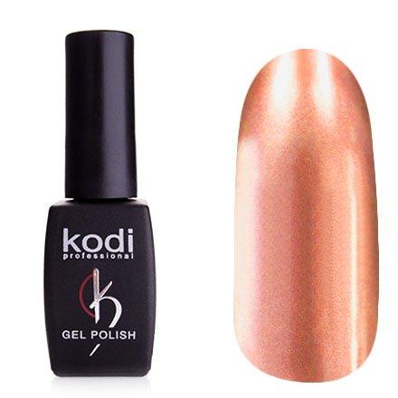 Kodi, Гель-лак Hollywood № H23 (8ml)Kodi Professional <br>Зеркальный гель-лак, розово-оранжевый, плотный<br>