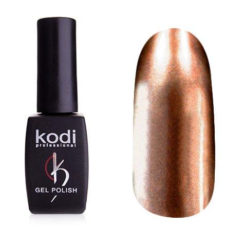 Kodi, Гель-лак Hollywood № H25 (8ml)Kodi Professional <br>Зеркальный гель-лак, коричневый, плотный<br>