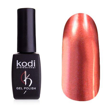 Kodi, Гель-лак Hollywood № H26 (8ml)Kodi Professional <br>Зеркальный гель-лак, светлый красный, плотный<br>