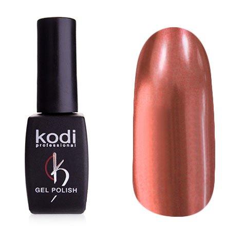 Kodi, Гель-лак Hollywood № H30 (8ml)Kodi Professional <br>Зеркальный гель-лак, светлый розово-оранжевый, плотный<br>