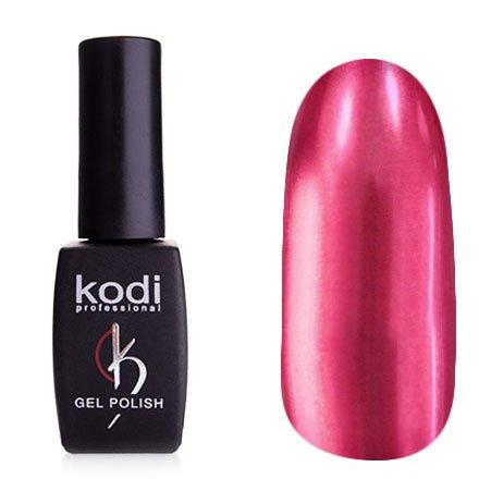 Kodi, Гель-лак Hollywood № H32 (8ml)Kodi Professional <br>Зеркальный гель-лак, красно-розовый, плотный<br>