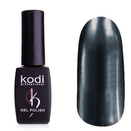 Kodi, Гель-лак Hollywood № H40 (8ml)Kodi Professional <br>Зеркальный гель-лак, темный графитовый, плотный<br>