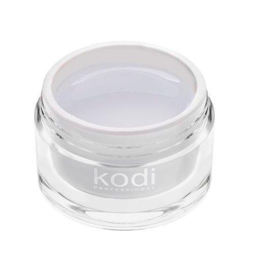 Kodi, UV Builder Gel Clear Ice -Прозрачный конструирующий гель (14 ml.)Гели для наращивания Kodi Professional<br>Строительный гель, прозрачно кристальный<br>