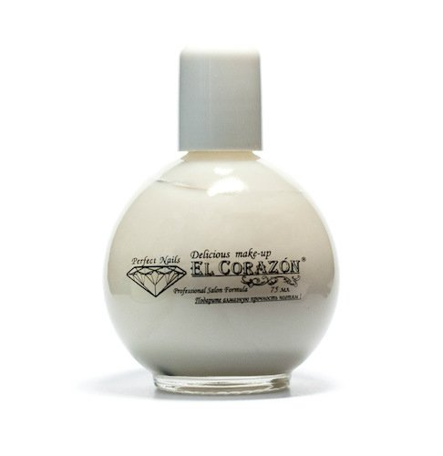 El Corazon, Perfect Nails - Идеальные Ногти №418 (75 ml.)Лаки El Corazon<br>Железная твердость<br>