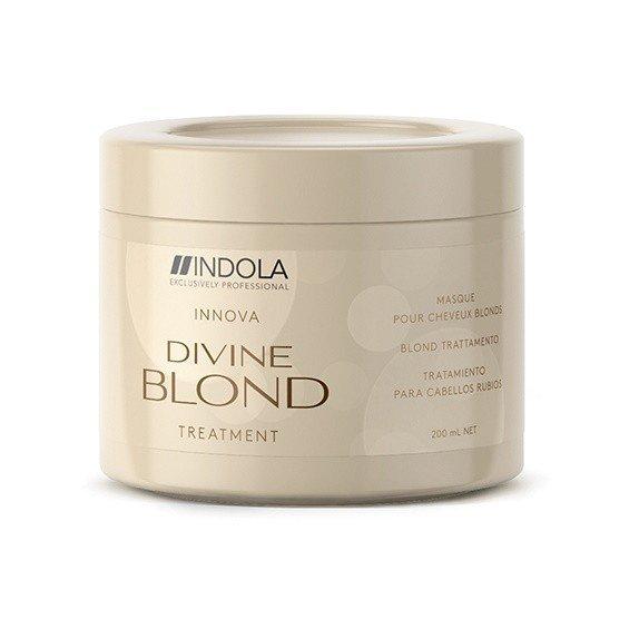 Indola, Восстанавливающая маска для светлых волос, 200 млМаски для волос<br>Придает волосам здоровый вид и блеск.<br>