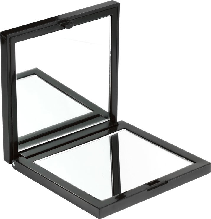 UBU, Зеркало косметическое квадратное (19-5065)Сопутствующие материалы<br>Зеркало косметическое квадратное<br>