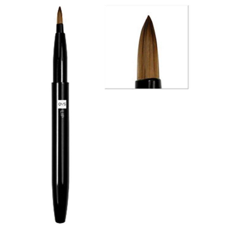 QVS, Кисть для макияжа губ выкручивающаяся (10-1102)Кисти для макияжа<br>Кисть для макияжа губ выкручивающаяся<br>
