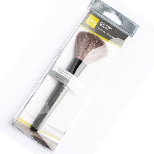 QVS, Кисть для пудры из натуральной щетины (10-1090)Кисти для макияжа<br>Кисть для пудры из натуральной щетины<br>