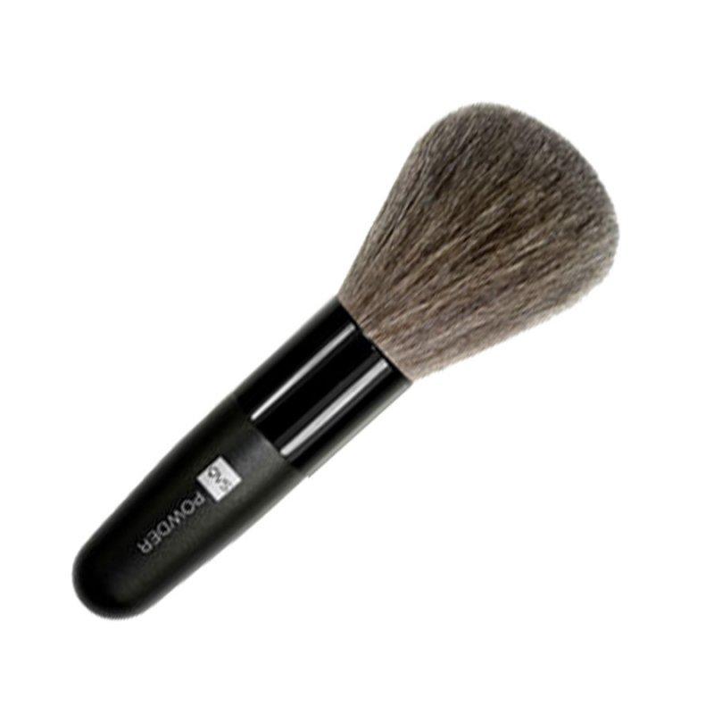 QVS, Кисть для пудры из натуральной щетины (10-1092)Кисти для макияжа<br>Кисть для пудры из натуральной щетины<br>