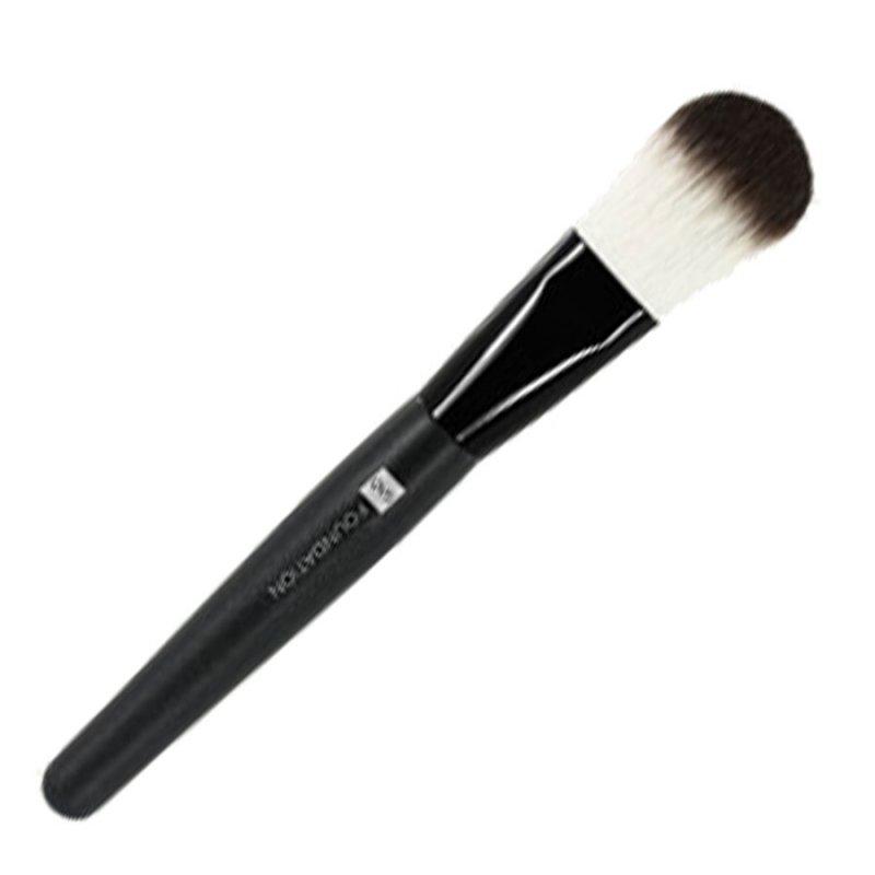 QVS, Кисть для основы макияжа из мягких синтетических волокон (10-1095)Кисти для макияжа<br>Кисть для основы макияжа из мягких синтетических волокон<br>
