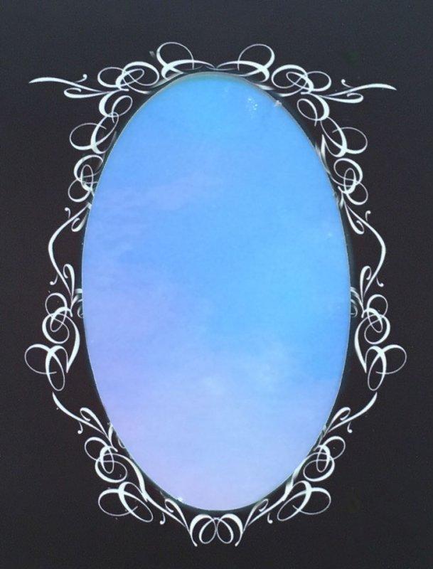 Bluesky, Дизайн - Битое стекло на клеевой основе (Sea)Битое стекло<br>Битое стекло на клеевой основе, используется для дизайна ногтей.<br>