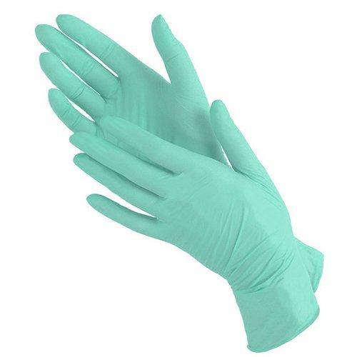 Benovy, Перчатки нитриловые, зеленые (размер S, 100 шт.)Перчатки<br>Перчатки нитриловые, зеленые (размер S,100 шт.)<br>