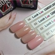 Look Nail, Looklac - Гель-лак СAMOUFLAGE №02 (10 ml.)