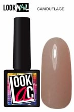 Look Nail, Looklac - Гель-лак СAMOUFLAGE №03 (10 ml.)
