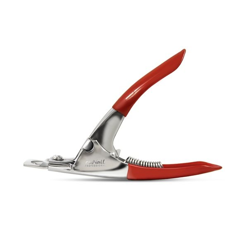ruNail, Клиппер (типсорез)Типсы, формы, палитры<br>Клиппер предназначен для обрезания искусственных ногтей. Удобный дизайн, прорезиненные ручки<br>