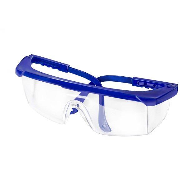 ruNail, Очки защитныеСопутствующие материалы<br>Очки защищают глаза мастера во время работы от попадания мелких частиц механически обрабатываемого материала – опила<br>
