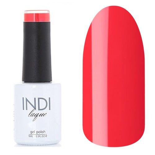 ruNail, INDI laque - Гель-лак №3069 (9 мл.)ruNail<br>Гель-лак красный, плотный<br>
