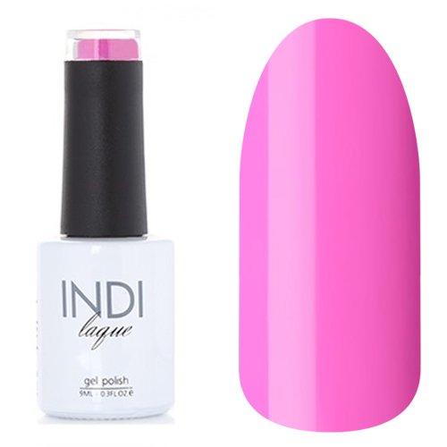 ruNail, INDI laque - Гель-лак №3088 (9 мл.)ruNail<br>Гель-лак розово-фиолетовый, плотный<br>