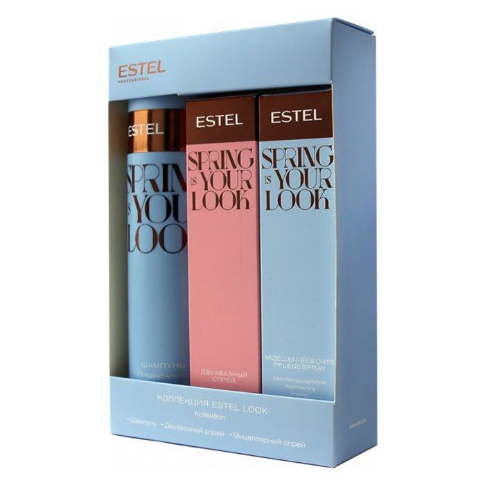 Estel, Коллекция Estel Look (шампунь; 2-х спрей; мицеллярный спрей)Наборы<br>Коллекция Estel Look (шампунь; 2-х спрей; мицеллярный спрей)<br>