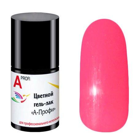Формула Профи, Гель-лак - А-Профи Тёмно-розовый №16 (5 мл. + 5 мл.)Формула Профи<br>Гель-лак, Тёмно-розовыйбез блесток и перламутра, плотный<br>