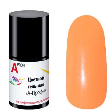 Формула Профи, Гель-лак - А-Профи Оранжевый неон №40 (5 мл. + 5 мл.)Формула Профи<br>Гель-лак, Оранжевый неонбез блесток и перламутра, плотный<br>