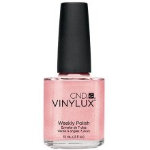CND Vinylux, Лак для ногтей - Grapefruit Sparkle №118 (15 ml.)