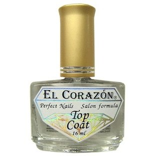 El Corazon Top Coat, № 402Железная твердость El corazon<br>Закрепитель с акрилом.<br>
